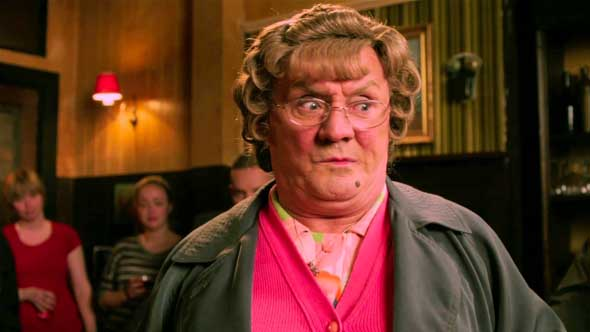 Ensby- Mrs Browns Boys