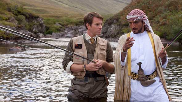 Ensby-Salmon Fishing in the Yemen