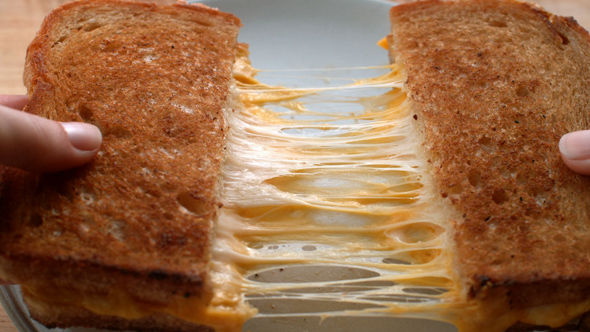 Return to Real Grilled Cheese